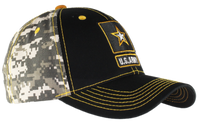 US Army Digital Camo Back Cap