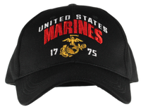 Caps - Emblem Performance - Marines