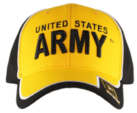 Caps - Two Tone Performance - Army