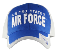 Caps - Two Tone Performance - Air Force