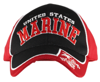 Caps - Two Tone Performance - Marines