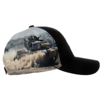 US Army Sublimated Back Graphic Cap