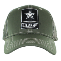 US Army Neutral Camo Back Cap