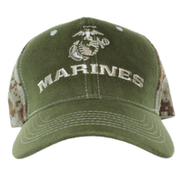 US Marines Neutral Camo Back Cap