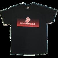 US Marines Fading Dots T-shirt