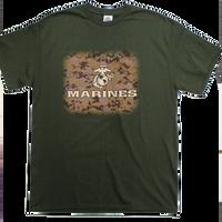 US Marines Neutral Camo T-shirt