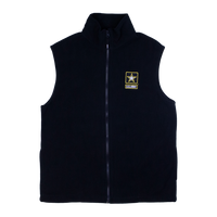 Made in the USA: US Army Polar Fleece Vest