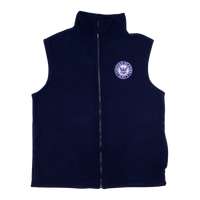 Made in the USA: US Navy Polar Fleece Vest