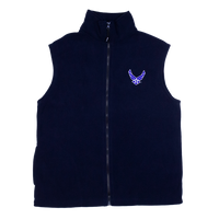 Made in the USA: US Air Force Polar Fleece Vest