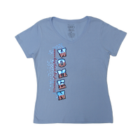 Made in the USA: Women's Warrior T-shirt