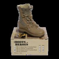 Desert Storm Miniature Combat Boot