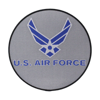 US Air Force Round Logo Patch Large
