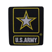 US Army Square Logo Patch Small