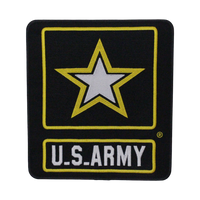 US Army Square Logo Patch Large
