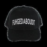 FUHGEDABOUDIT Black Cap