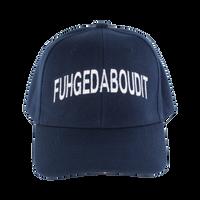 FUHGEDABOUDIT Navy Cap