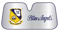 Blue Angels Auto shade