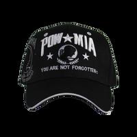 POW/ MIA Shadow Logo Cap