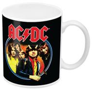 ACDC Group Image Mug