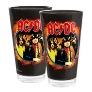 ACDC Highway to Hell Tumbler
