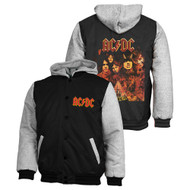 AC/DC Bomber Jacket