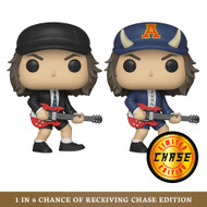 AC/DC Angus Young Funko Pop!