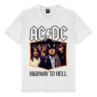 AC/DC Highway to Hell Men's Tee