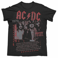 AC/DC 1979 Concert Tee