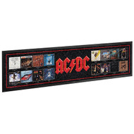 AC/DC Album Edition Bar Runner