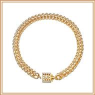 Gold Persian Chain Bracelet
