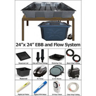"24""x24"" Ebb and Flow System"