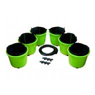 Oxygen Pot Systems Super Flow 6 Site Expansion Kit