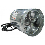 "Yield Lab 6"" Booster In-Line Duct Fan"