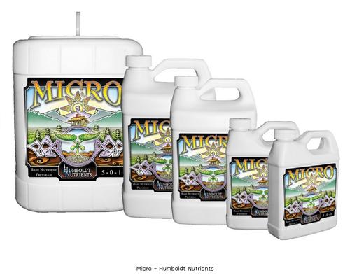 Micro - Humboldt Nutrients (Multiple Sizes)