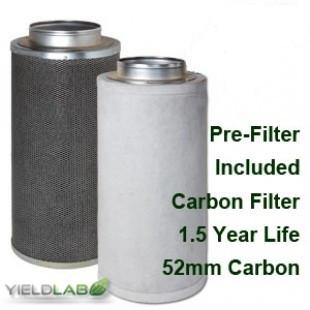 قیمت فیلتر کربن جذب بو