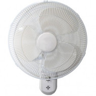 "16"" Oscillating Fan - 50 watt - 3 Speed (Wall Mount)"