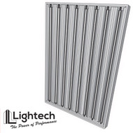 LighTech 4ft 8 Bulb T5 Fluorescent Grow Light