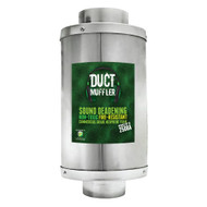 Duct Muffler Noise Reducer (Multiple Sizes)