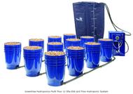 Greentree Hydroponics Multi Flow 12 Site Ebb and Flow Hydroponic System