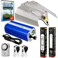 Yield Lab 400w HPS+MH Wing Reflector Grow Light Kit - Free Shipping