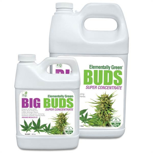 Big Buds by Elementally Green