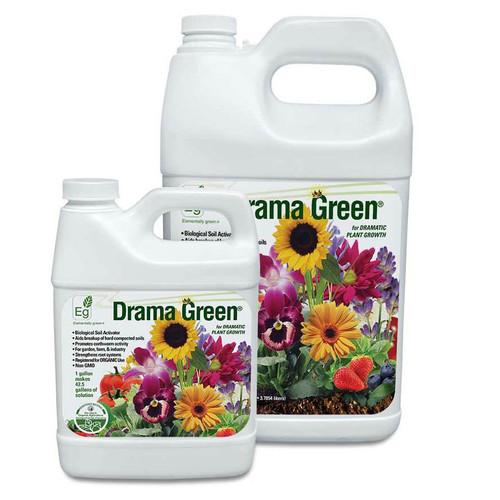 Drama Green by Elementally Green