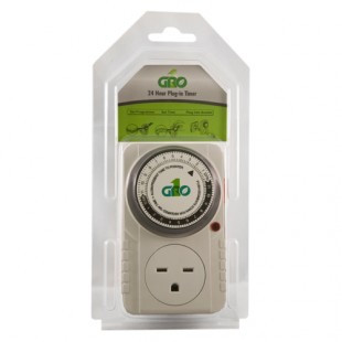 Single Outlet 240V Mechanical Timer