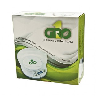 Gro1 Nutrient Digital Scale