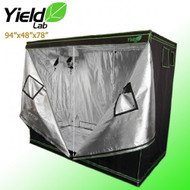 "Yield Lab Grow Tent - 96""x48""x78"" - FREE SHIPPING"