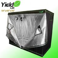 "Yield Lab Grow Tent - 96""x48""x78"" - FREE SHIPPING"