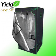 "Yield Lab Grow Tent - 32""x32""x63"" - FREE SHIPPING"