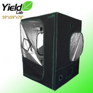 "Yield Lab Grow Tent - 60""x60""x78"" - FREE SHIPPING"