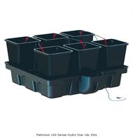 PLATINUM Pots - 100 Series by HydroPro - 18L Pots