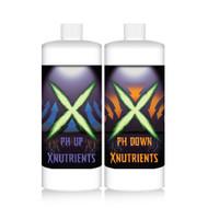 X Nutrients pH Up/Down Set (1 Quart each)
